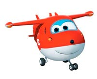 Super Wings Jett and his friends 1